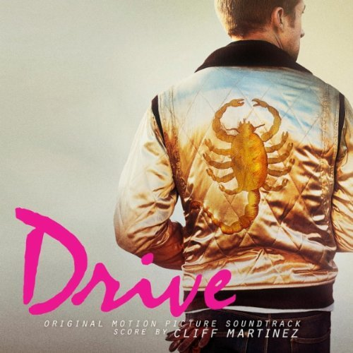 Drive Soundtrack Cover